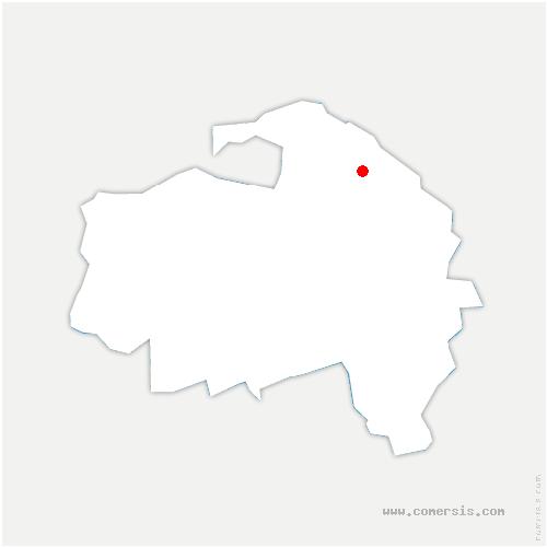 carte de localisation de Champigny-sur-Marne