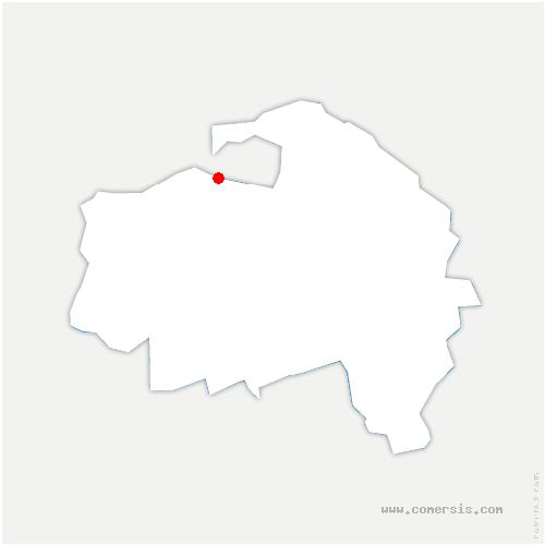 carte de localisation de Charenton-le-Pont
