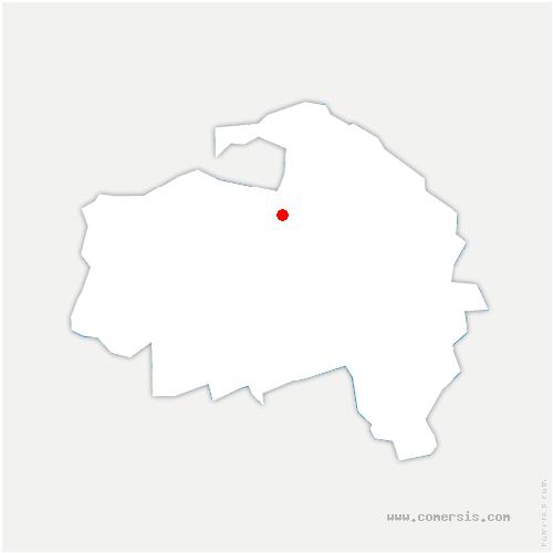 carte de localisation de Créteil