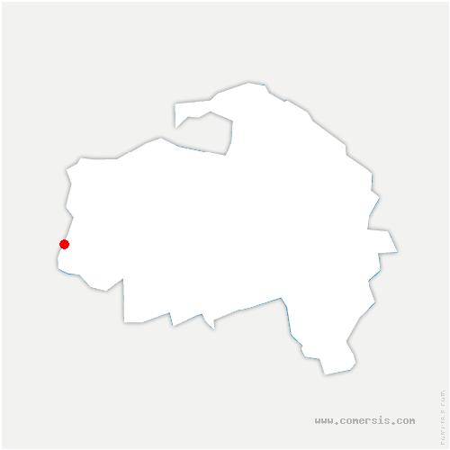 carte de localisation de Fresnes