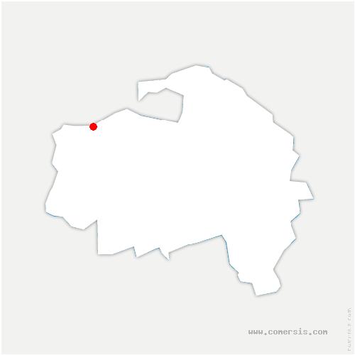 carte de localisation de Ivry-sur-Seine