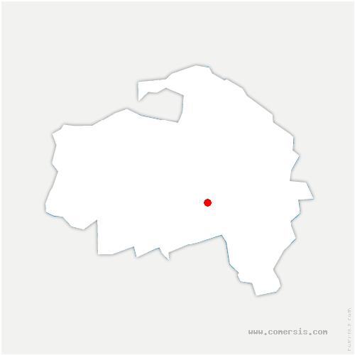 carte de localisation de Limeil-Brévannes