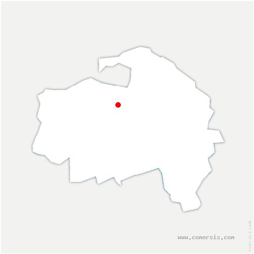 carte de localisation de Maisons-Alfort