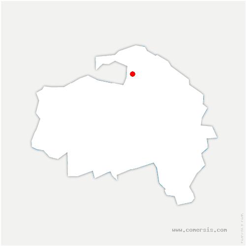 carte de localisation de Nogent-sur-Marne
