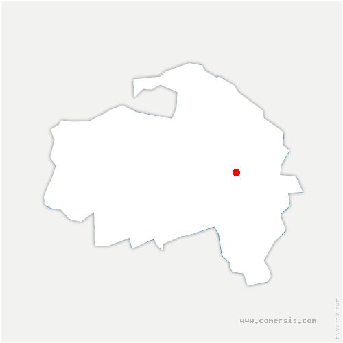 carte de localisation de Noiseau