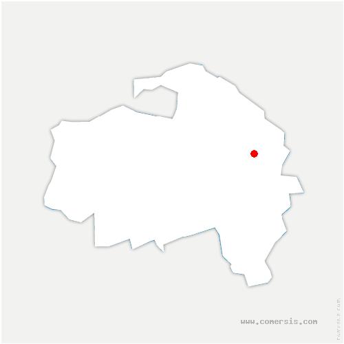 carte de localisation de Ormesson-sur-Marne