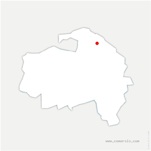 carte de localisation de Perreux-sur-Marne