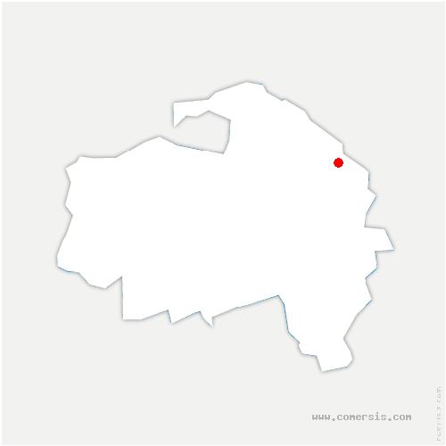 carte de localisation de Plessis-Trévise