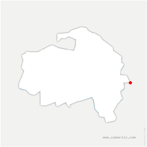 carte de localisation de Queue-en-Brie