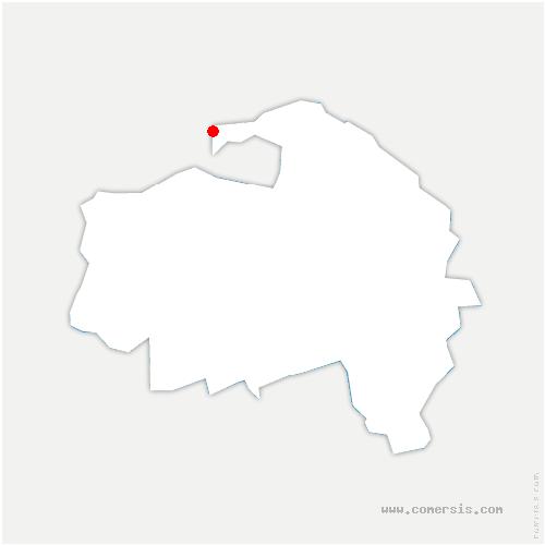 carte de localisation de Saint-Mandé