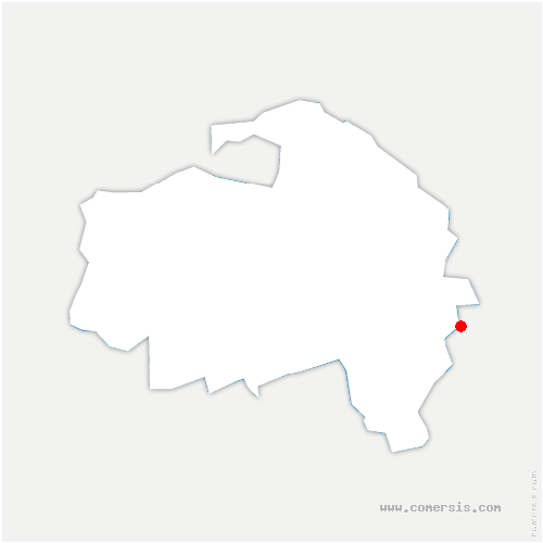 carte de localisation de Santeny