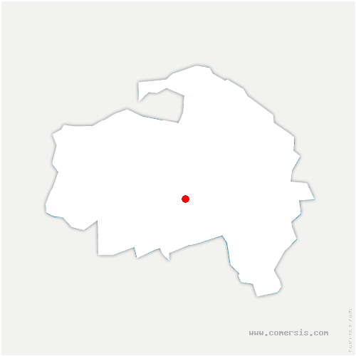 carte de localisation de Valenton