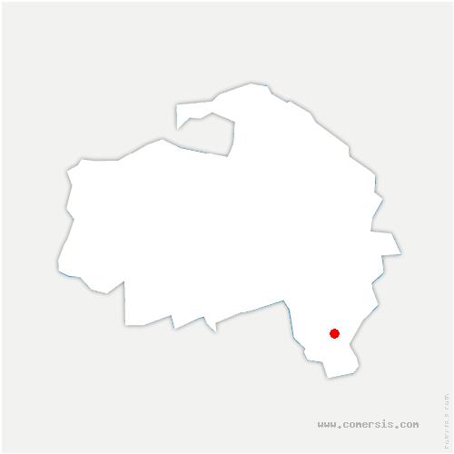 carte de localisation de Villecresnes