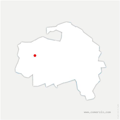 carte de localisation de Villejuif