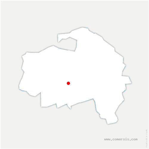 carte de localisation de Villeneuve-Saint-Georges