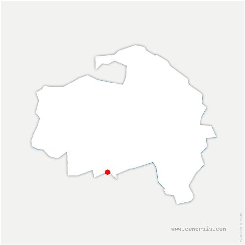 carte de localisation de Villeneuve-le-Roi