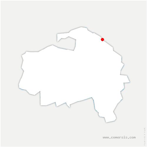 carte de localisation de Villiers-sur-Marne