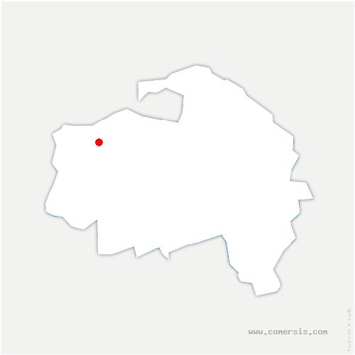 carte de localisation de Vitry-sur-Seine