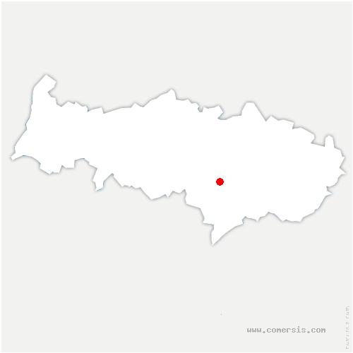 carte de localisation de Bessancourt