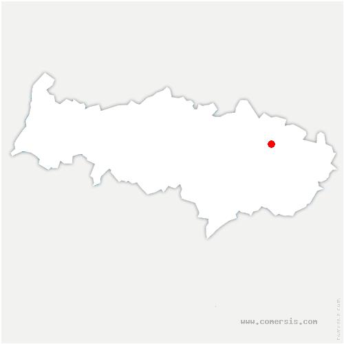 carte de localisation de Épinay-Champlâtreux